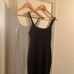 New never worn zara body con dresses
